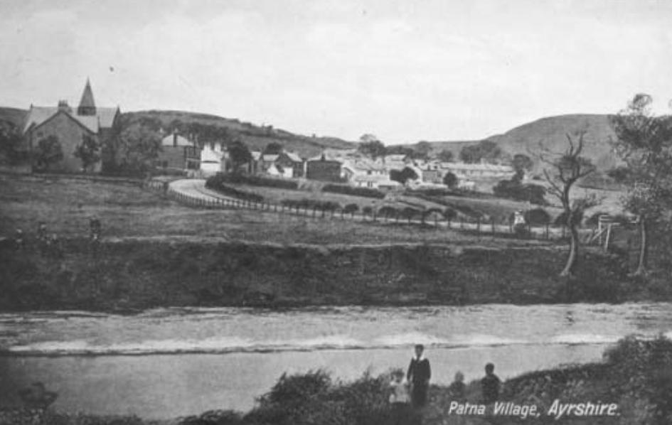 155 on Tarbolton Scotland Castle